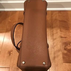 Kate Spade Chestnut Leather Tote